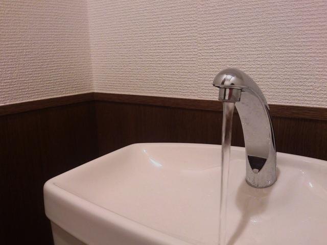 トイレ 水垢